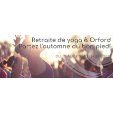 YOGA RETREAT IN ORFORD